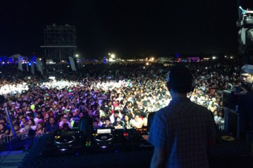 Electric Planet Festival – Toluca, Mexico (15 March 2014)